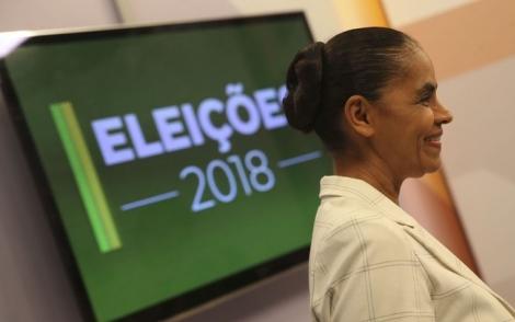 Declaração de Marina Silva foi feita durante uma entrevista da candidata à rádio Super, de Minas Gerais. (Foto: EBC)