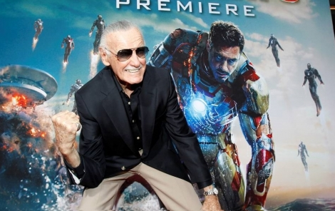 Pai de personagens como Hulk, Homem-Aranha e Thor, o roteirista ajudou a estabelecer o nome da Marvel como uma das mais importantes do mercado. (Mario Anzuoni/Reuters)