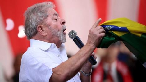 Para o partido, o ideal seria que o julgamento do registro de Lula fosse feito mais tarde. Assim, ele apareceria como candidato ao Planalto na TV (Foto: Reuters)