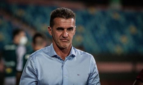 Treinador acerta até o final de 2021. (Foto: Heber Gomes/Atlético-GO)