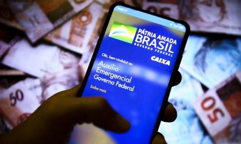 Parcela foi depositada em 28 de setembro. (Foto: Marcelo Camargo/Agência Brasi)