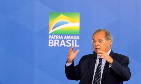 Paulo Guedes garantiu que programa respeitará teto de gastos