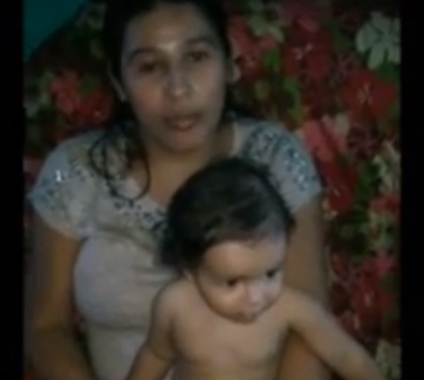 Pais fazem campanha por cirurgia para filho de 1 ano