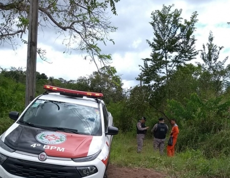 Agricultor é encontrado morto às margens da rodovia PB-075