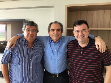 Roberto Paulino será o grande articulador para uma união de todas as forças do PMDB, diz Raimundo Lira