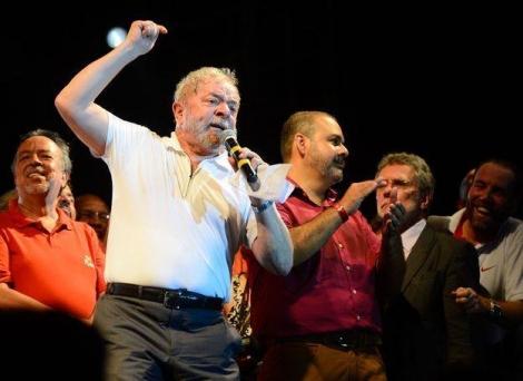 Lula mantém a liderança na corrida eleitoral para presidência (Agência Brasil/Fernando Frazão)