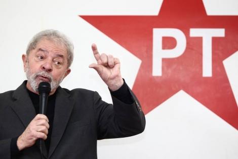Lula foi condenado por Moro em primeira instância Foto: Márcio Fernandes de Oliveira/Estadão