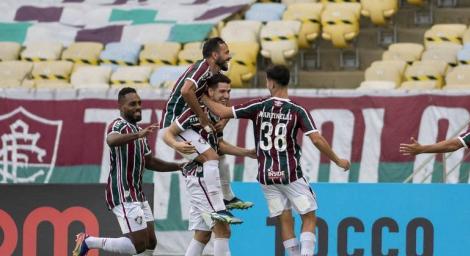 Zagueiro Nino foi o autor do único gol da partida (CELSO PUPO/FOTOARENA/ESTADÃO CONTEÚDO)