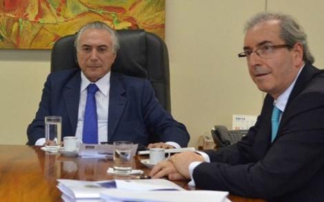 Michel Temer teria incentivado o pagamento de uma mesada para garantir o silêncio do ex-deputado Eduardo Cunha  (Foto: Agência Brasil)