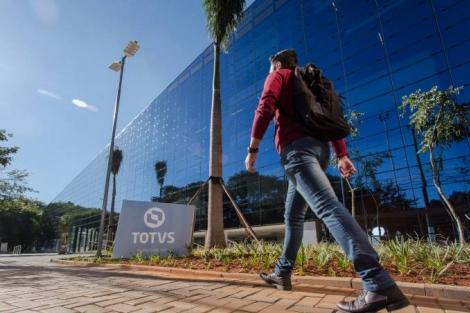 Totvs: a empresa já prevê mais 270 novas contratações nos próximos meses (Totvs/Divulgação)