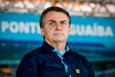 Isenção do imposto começa em 1º de março, afirma presidente. Bolsonaro também criticou a Petrobras por reajustar os valores da gasolina e do diesel a partir desta sexta-feira. (Foto: Alan Santos/PR/Flickr)