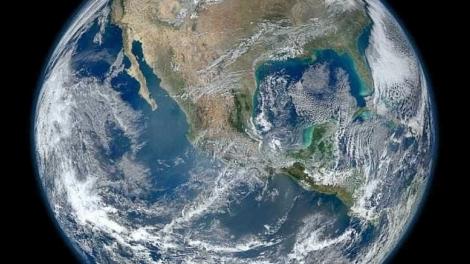 Para criar este vídeo foram usadas filmagens de satélites, as mais antigas foram feitas ainda em 1997 (Foto: Reprodução / Youtube)