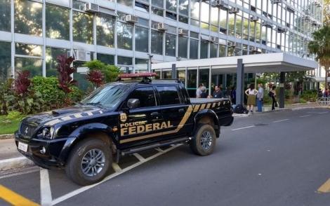 Ex-gerente da Tranpetro, subsidiária da Petrobras, foi preso na 47ª fase da Operação Lava Jato (Foto: Valter Campanato/Agência Brasil)