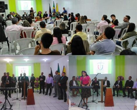 Igreja Batista Vida Nova é inaugurada em Bananeiras