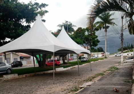 A vacinação ocorrerá na Rua Castro Pinto, das 14h às 16h. (Foto: Sandra Cristina)