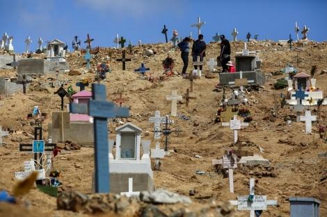 Segundo dados da OMS, de todas as mortes na região, 44% ocorreram no Brasil; o segundo país com mais mortes é o México, que tem 22% do total