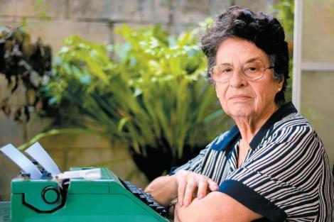 Paraíba têm três representantes no Prêmio Jabuti 2020; Maria Valéria Rezende pode ganhar o prêmio pela quinta vez — Foto: Adriano Franco/Arquivo Pessoal