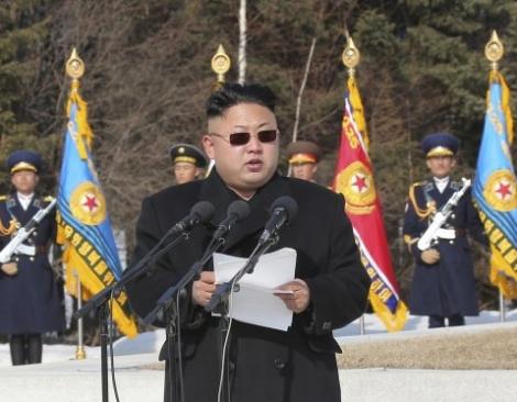 Países criticam teste de míssel do governo de Kim Jong-um. (KCNA/Divulgação)
