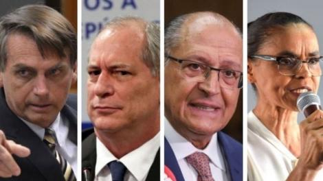 Pretensões presidenciais ganharão força ou sofrerão abalos nos próximos dias (AGÊNCIA BRASIL, CNI E GOVERNO DE SP)