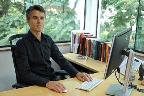 Marco Cruz secretário-geral da Portas Abertas (Portas Abertas)