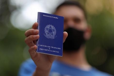 Taxa de desocupação na Paraíba cresceu para 13,7%, com 200 mil desempregados — Foto: Amanda Perobelli/Reuters/Arquivo