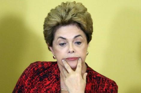 Dilma Rousseff: segundo Mônica Moura, a ex-presidente saberia do esquema de caixa 2 em sua campanha à reeleição (Foto: Adriano Machado - Reuters)