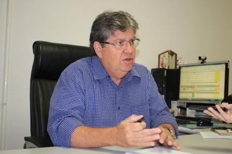 Governador suspende gastos com festividades juninas na Paraíba