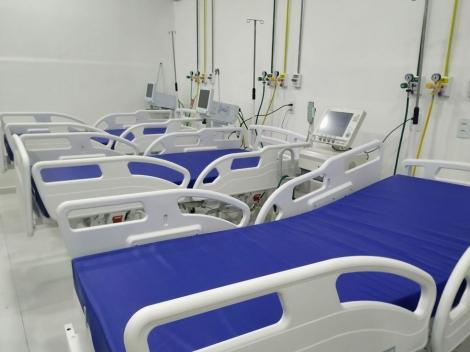 De acordo com o Centro Estadual de Regulação Hospitalar, 10 pacientes foram internados nas últimas 24h. Ao todo, 134 pacientes estão internados nas unidades de referência