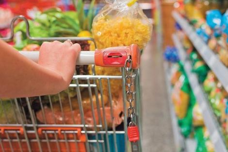O preço médio da pesquisa de cesta básica em janeiro foi de R$ 236,63, nesta pesquisa de fevereiro o preço médio da cesta básica foi de R$ 244,51. (Foto: reprodução)