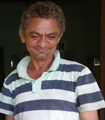 Carlos Antônio está desaparecido desde sexta-feira (24). (Foto/divulgação)