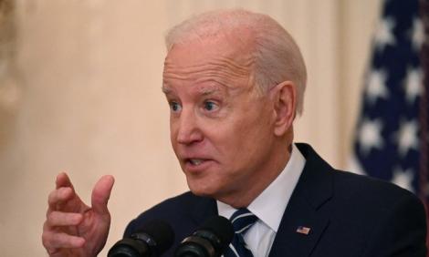 Joe Biden quer retomar a participação dos EUA nas decisões sobre o clima e o meio ambiente JIM WATSON / AFP