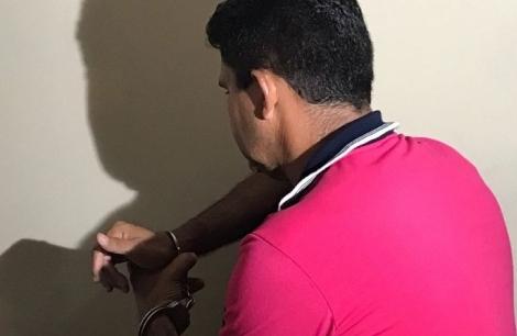 Suspeito de matar esposa asfixiada é preso pela PM, em João Pessoa
