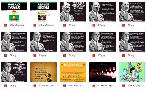 Campanha de Haddad permite espalhar notícias falsas pelo WhatsApp. (Reprodução)