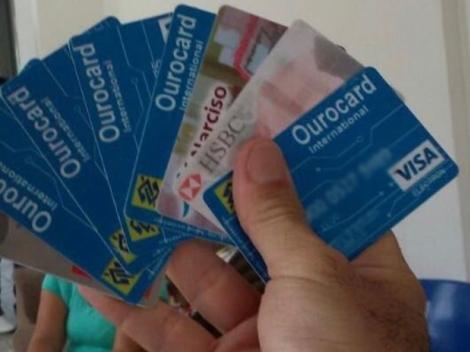 Polícia apreendeu cartões clonados (Foto: Delegacia de Defraudações e Falsificações de João Pessoa/Polícia Civil)