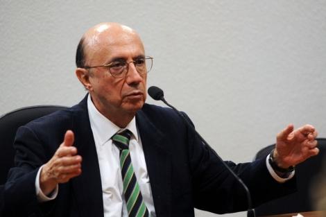 Ministro Henrique Meirelles anunciou pacote de medidas para cobrir déficit do governo (Foto: EBC)