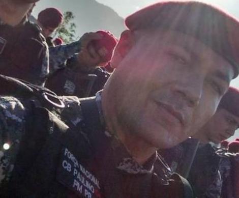PM foi morto na noite da quarta (28), o homem que teria atirado no PM foi morto em confronto com a polícia. — Foto: Divulgação/Polícia Civil