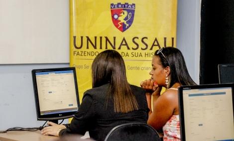 Projeto oferece minicursos de capacitação em João Pessoa (Foto: Divulgação / Uninassau)