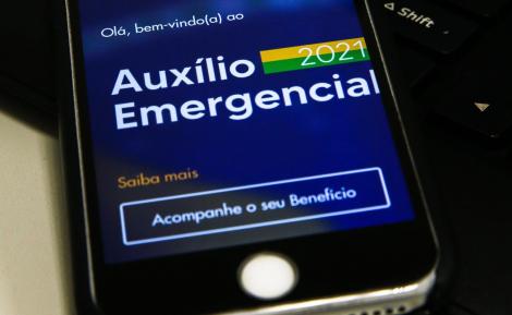 Beneficiários nascidos em dezembro ou com NIS 0 recebem hoje. (Foto: Marcello Casal jr/Agência Brasil)