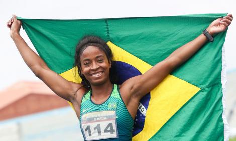Formada por 79 atletas, equipe fatura 26 ouros, 11 pratas e 12 bronzes
